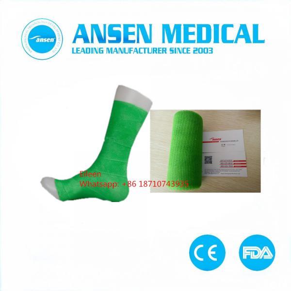 Cheap Medical Fiberglass Casting Tape Instead of Plaster Bandage for sale