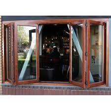 Buy cheap Australia Standard New design Aluminum Glass Folding Bifold Window analog from wholesalers