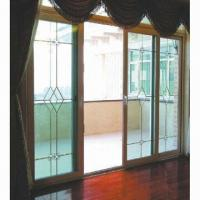 Buy cheap Sliding glass doors, European standard from wholesalers