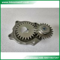 Best Cummins Diesel engine spare parts ISDE QSB oil pump 4939586 4939587 for Dongfeng truck wholesale