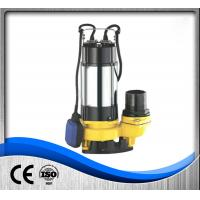 Best Low Pressure Electric Submersible Water Pump Customized Color Stainless Steel wholesale