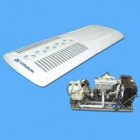 Best Diesel engine independent bus air conditioner system for 12m city buses, 36kW wholesale