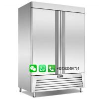 Best Foshan Yanman UP RIGHT REACHI-IN COMMERCIAL REFRIGERATOR AND FREEZER FOR SALE wholesale