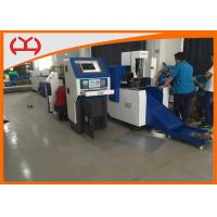 China Metal Processing Laser CNC Machine  Gantry Dual Drive  Breakpoint Recovery Function on sale