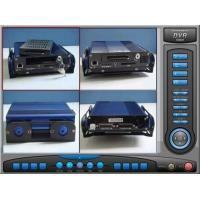 China 4/2/1 Channels Real-time Mobile DVR with GPS Optional on sale