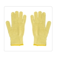 China Construction Safety Aramid Fiber 7G Heat Resistant Gloves on sale