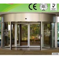 Best Professional Flat / bent tempered glass Curved Sliding Door for Theatres wholesale