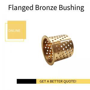 Best Flanged Tin Bronze Bushings CuSn8    Metric Size wholesale
