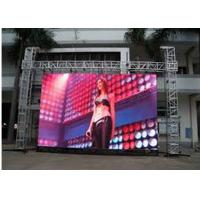 China HD Video Stage Indoor Rental Led Display Panel 1/4 Scaning Driving Mode on sale