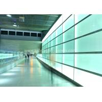 China Building Skylight Clear Laminated Safety Glass 3mm to 19mm , Tinted Tempered Glass Walls on sale