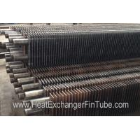 Welded Heat Exchanger Square Fin Tube 10# 20# 16Mn 20G 12Cr1MoVG