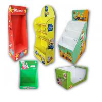 Best Economic Small Custom Cardboard Display Boxes Clear Printing For Toy wholesale