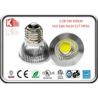 Best 2014 Dimmable E26 HR16 LED Par16 Bulbs 5W cob 500lm for home lighting , Coffee Bar wholesale