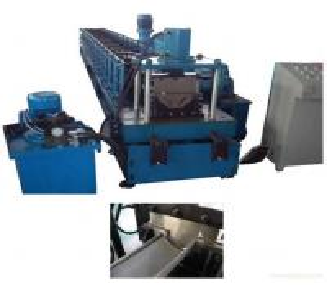 Best round gutter roll forming machine - round gutter roll forming machine line wholesale