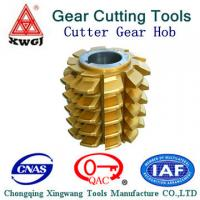 China Cutter Gear Hob and Gear Hobbing Cutter and Gear Hobber Cutter on sale
