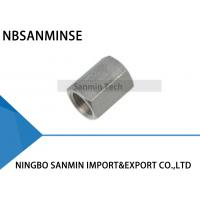 Best BSPT ( R ) Default thread Brass pneumatic fittings with good nice nickel plated wholesale