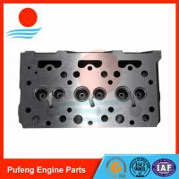 Cheap agricultural machinery cylinder head wholesale, Kubota D1302 cylinder head 15511-03042 15511-03040 15511-03044 for sale