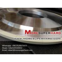 China Vitrified Bond Diamond Cylindrical Grinding Wheel for PCD/PCBN inserts on sale