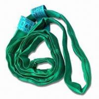 Best Polyester Round Sling with 1 to 100T Capacities, Fiber Endless wholesale