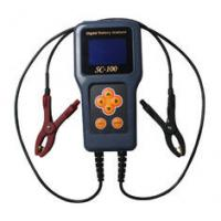 Best Multi Standard Automotive Electrical Tester Car Battery Analyzer Tool With LCD Screen wholesale
