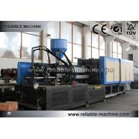China PP PE PVC PET PS Injection Molding Machine For Pipe Fitting 68 - 1680T on sale