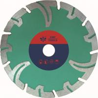 Best Portable Segmented Diamond Stone Cutting Saw Blades  Protective Teeth  Marble Cutting wholesale