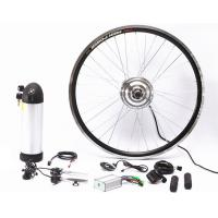 China 7 Speed Rear Wheel Electric Road Bike Conversion Kit Complete 26 Inch 24v 250w on sale