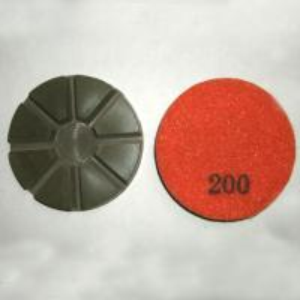China Concrete Floor Dry Polishing Pad on sale