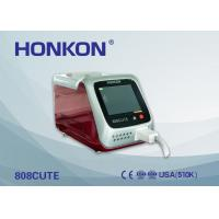Buy cheap HONKON Portable 300W Permanent Hair Removal 808Nm Diode Laser Machine For Sale from wholesalers