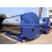 Best WNS15ton 1.25Mpa New Design Low-nitrogen Condensing Gas Fired Steam Boiler For Industrial wholesale