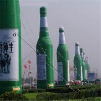 Cheap Outdoor advertising balloon inflatable beer can, inflatable model/replica for sale