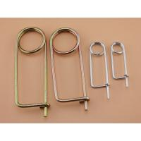 Cheap Made in China Heavy duty zinc yellow wire safety pin with good price for sale