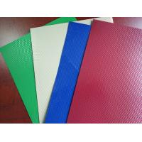 China Embossed Pre Painted Aluminium coils, AA1100/8011/3003,0.16mm-0.60mm on sale
