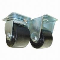 Best Light Duty Castor, Swivel/Fixed, Available in PP, Hard Rubber, Plastic and Cast Iron Wheel wholesale