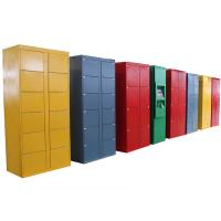 Best Waterpark / Ocean Park Luggage Lockers Device Rental with 15 inch Touch Screen Pinpad wholesale