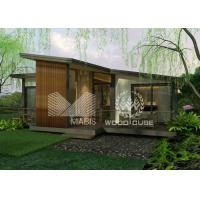 Best Quick Assembly Modern Prefab Homes Highly Insulated Family Use Anti Corrosion wholesale