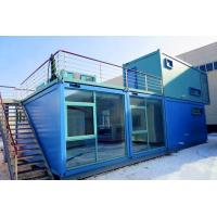 Best Customized Self - Regulating Prefab Commercial Buildings Anti Earthquake With Bathroom wholesale