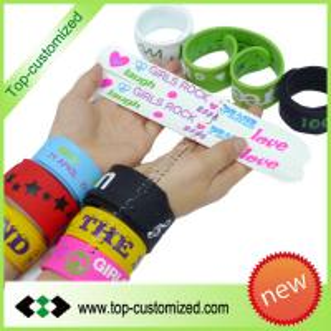 Best Wholesale silicone snap bracelet for promotion wholesale