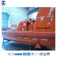 China Inboard Water-jet Diesel Engine Propelled Fast Rescue Boat for 6~15 Persons on sale