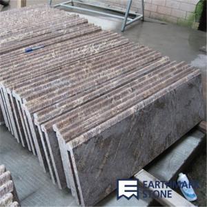 China Giallo California Granite Countertop on sale