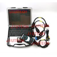 China Iveco Eltrac Easy Heavy Duty Iveco Truck Diagnostic Scanner With Cf30 Laptop on sale