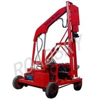 Buy cheap Hydraulic Pile Driver for Highway Guardrail Post from wholesalers