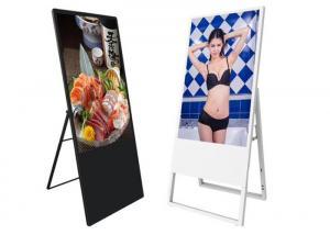 Best Free Standing 3840X2160 LCD Digital Signage 43 Inch Digital Signage Restaurant Menu wholesale