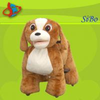Best Happy Animal Rides , Ride On Plush Animals Made In China , Toy Style Battery wholesale