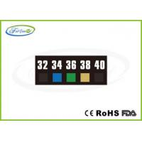 Best Home Daily Color Change Liquid Crystal Thermometers / Temperature Strips Eco-friendly wholesale