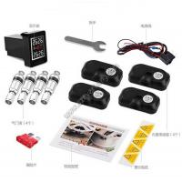 Best Special Tyre Pressure Monitoring System with 4 wheel sensors for Toyota Cars wholesale