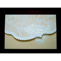 Best Handmade Hot Stamping Paper Custom Printable Greeting Cards For Birthday Invitation wholesale