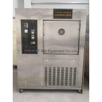 Cheap Air / Water Cooled Xenon Arc Lamp Test Chamber For Painting Coating for sale