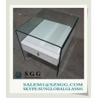 China hot bend glass with CE on sale