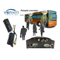 Best Accuracy live video streaming 4 Channel Mobile DVR gps tracking by google map wholesale